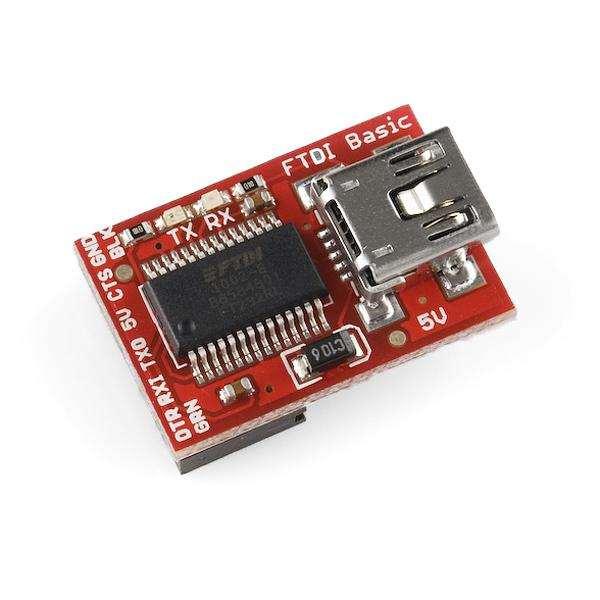 FTDI Basic 5 V