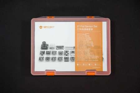 Kit senzori pentru Arduino Gravity - 27 bucati