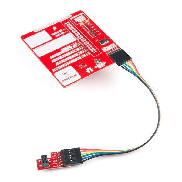 HAT programator AVR SparkFun pentru Raspberry Pi