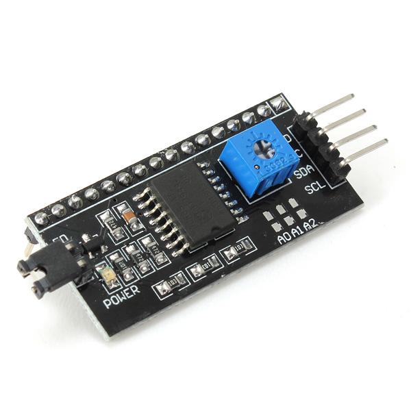 Adaptor I2C pentru LCD