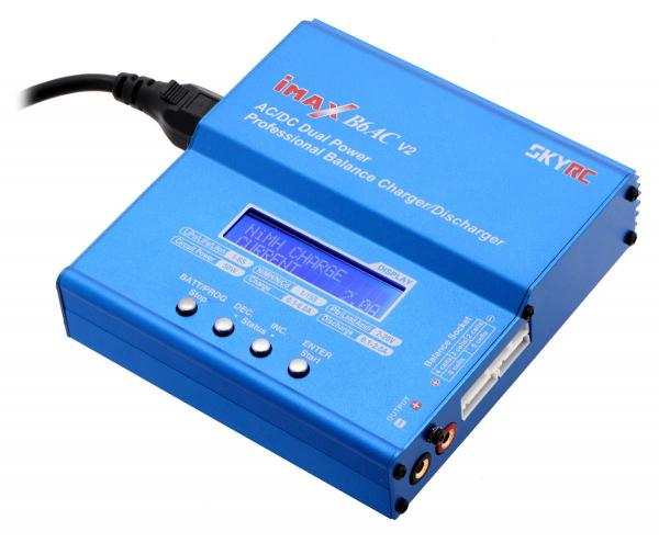 Incarcator iMAX B6AC V2