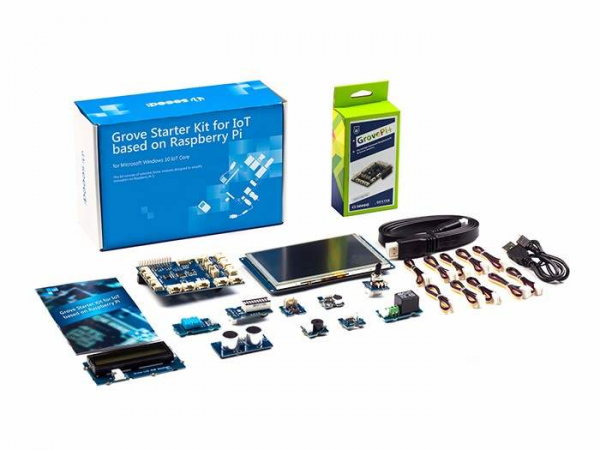 Kit incepatori Raspberry Pi