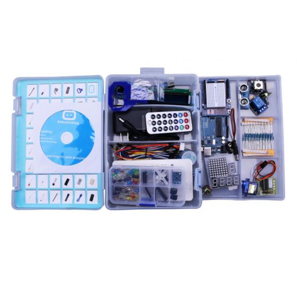 Kit de invatare cu Arduino UNO R3 Robotlinkng