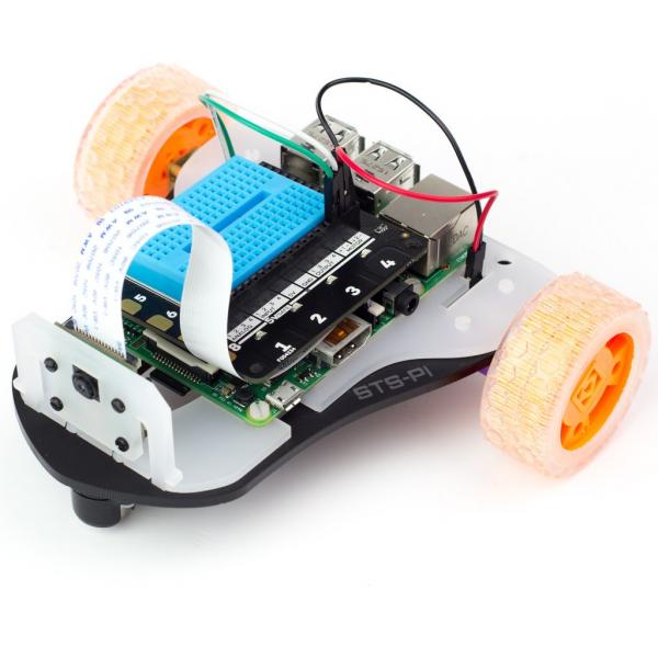 Kit sasiu robotic STS-Pi