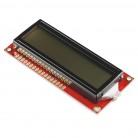 LCD 16x2 iluminare RGB 5V