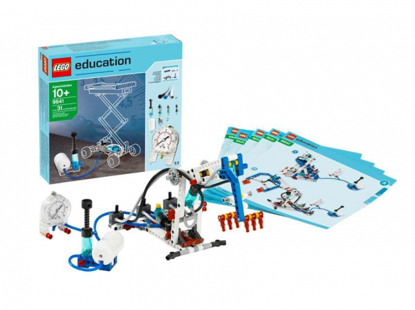 Set add-on pneumatica LEGO 9641