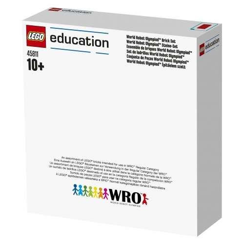 Set constructie LEGO World Robot Olympiad 45811