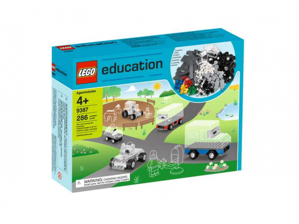 Set de roti V46 LEGO 9387