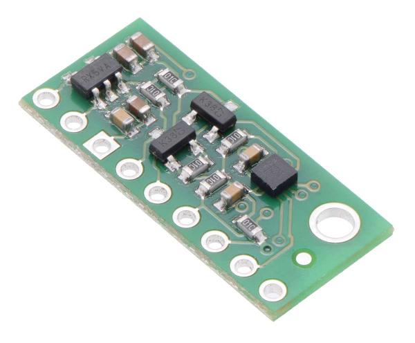 Magnetometru pe 3 Axe cu Regulator de tensiune - LIS2MDL
