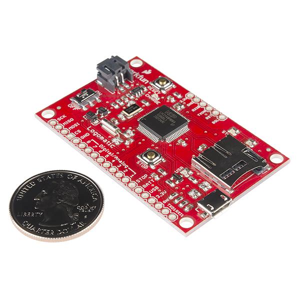 Logomatic v2 Serial SD Datalogger (FAT32)