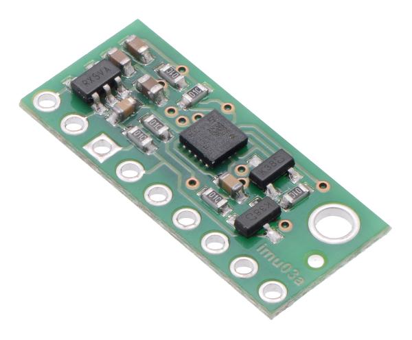 Accelerometru si Giroscop cu Regulator de tensiune - LSM6DS33 3D