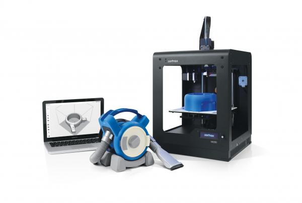 Imprimanta 3D Zortrax M200 3D