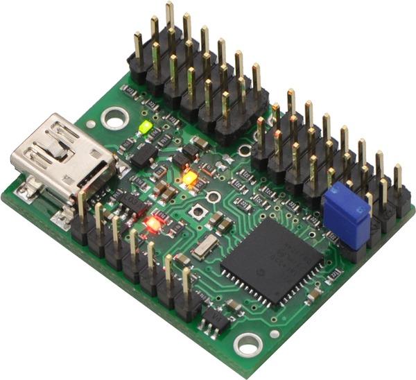 Controller servo 12 canale USB Micro Maestro