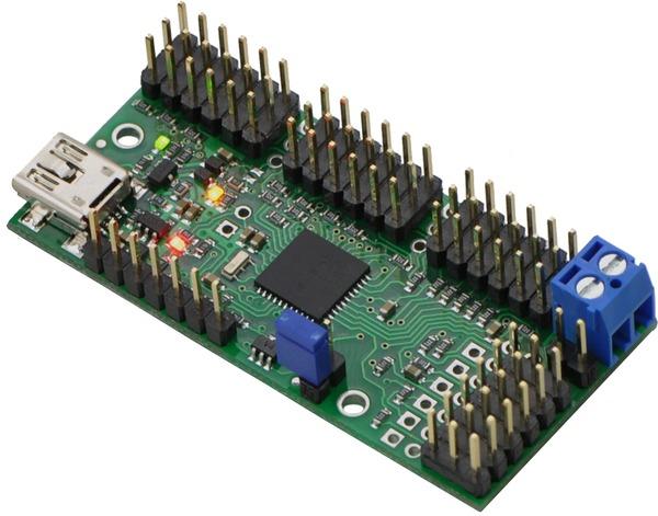 Controller servo 24 canale USB Micro Maestro