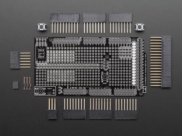 Mega protoshield pentru Arduino Mega