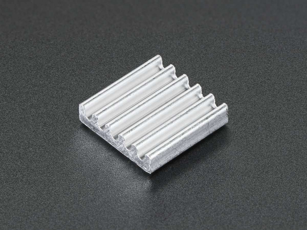 Mini-Radiator De Aluminiu pentru Raspberry Pi