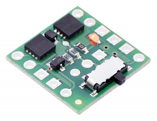 Intrerupator MOSFET cu Protectie la Alimentare Inversa 2v-20v