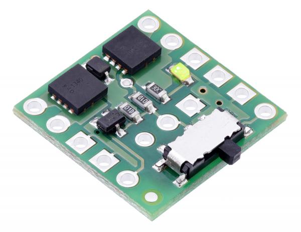 Intrerupator MOSFET cu Protectie la Alimentare Inversa 4v-40v