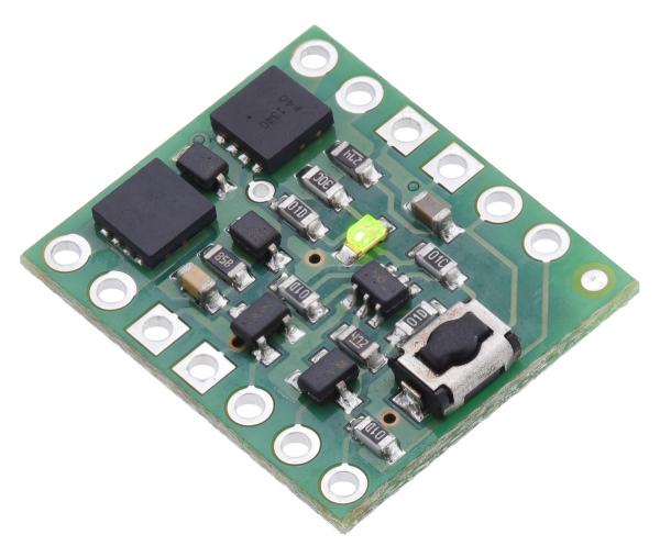 Intrerupator MOSFET cu Protectie la Alimentare Inversa Buton 4v-40v