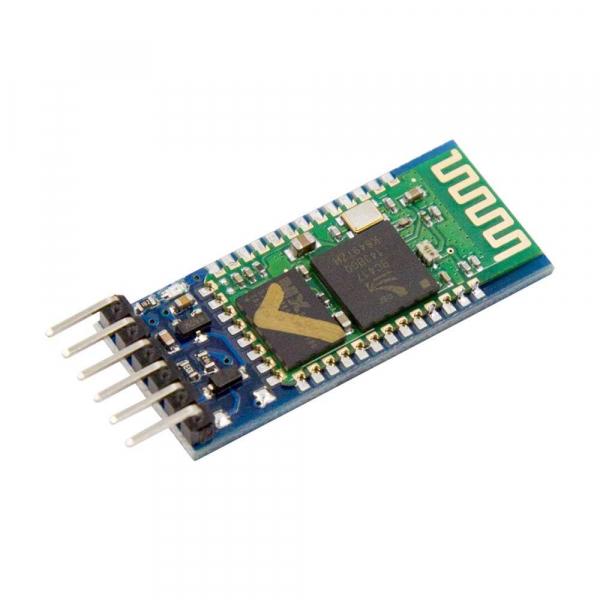 Modul Bluetooth HC-05 master slave cu buton