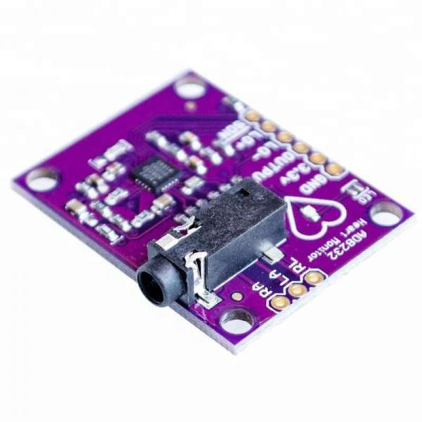 Modul senzor ECG AD8232