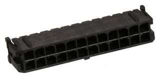 MOLEX 43045-2412 Conector Rectangular, 2 randuri