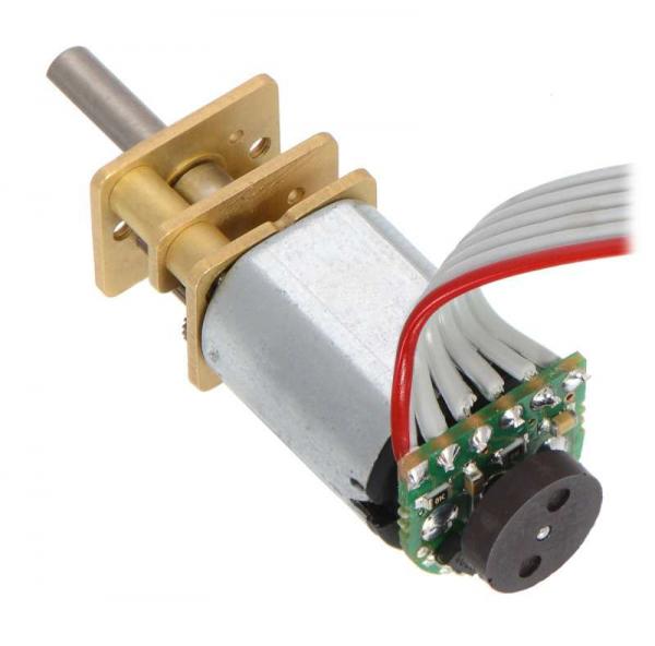 Motor electric micro metal 380:1 HPCB 6V