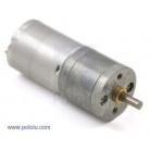 Motor metalic cu cutie de viteze 25Dx52L mm 34:1 HP