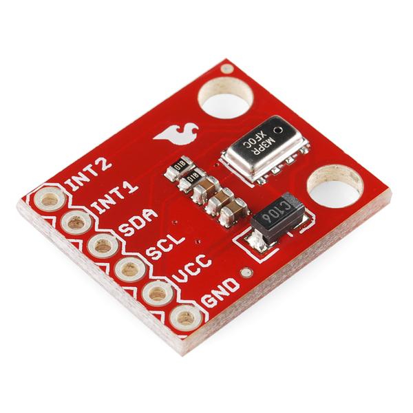 MPL3115A2 - Senzor de altitudine presiune