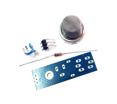 Kit Senzor GPL MQ6