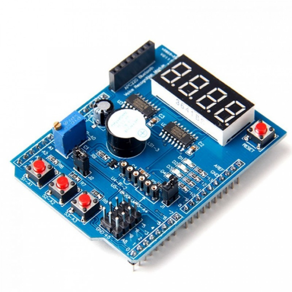 Shield Arduino pentru invatare