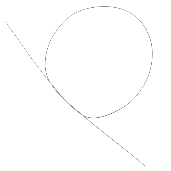 Nitinol - 0.012 Diametru (1 foot)
