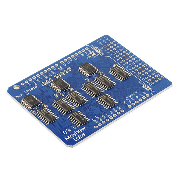 Shield multiplexor 2