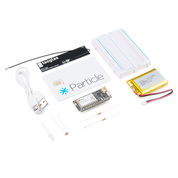 Particle Electron 3G Kit (Europa)