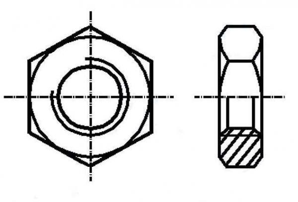 Set piulita joasa M8 (10 bucati)