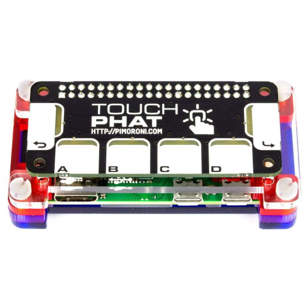 Placa add-on Touch pHAT