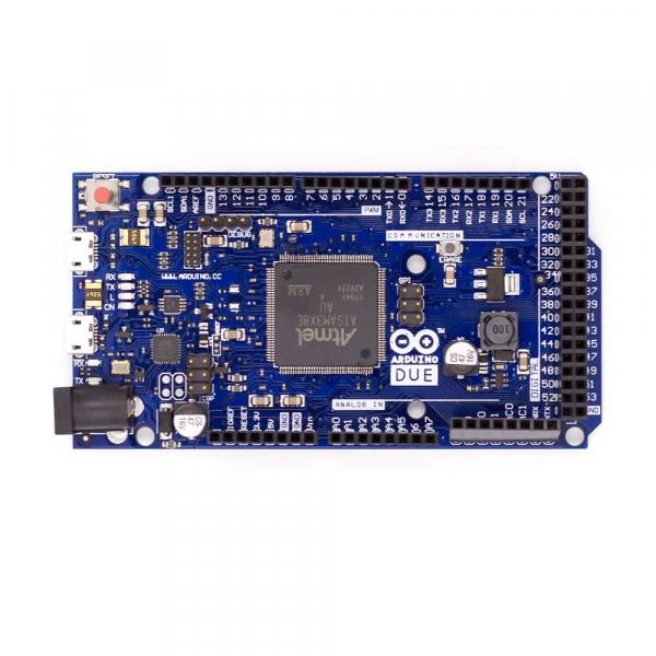 Placa Arduino Due cu Atmel SAM3X8E