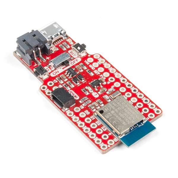 Placa de dezvoltare SparkFun Pro nRF52840 Mini cu Bluetooth