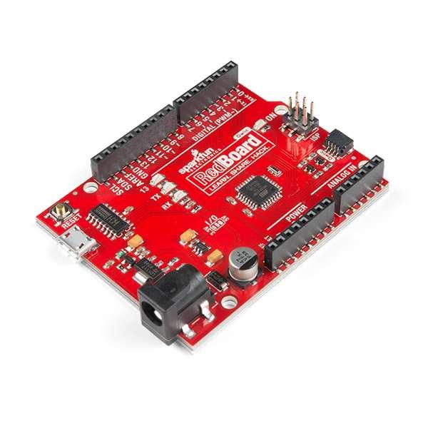 Placa dezvoltare SparkFun RedBoard cu Qwiic