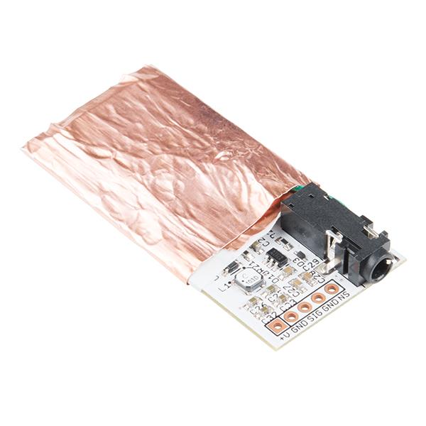 Sensor Pocket Geiger Tip 5