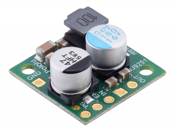 Regulator 12V, 2.2A Step-Down D24V22F12