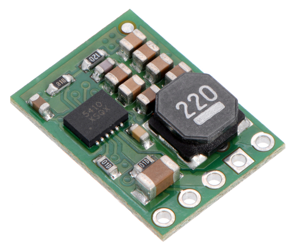 Regulator de tensiune Step-Down 3.3V, 1A - D24V10F3