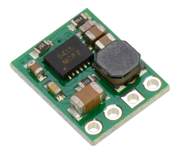 Regulator Step-Down 3.3V, 500mA D24V5F3