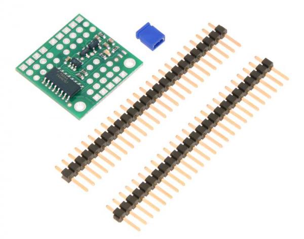 Pololu 4-Channel RC Servo Multiplexer (Partial Kit)