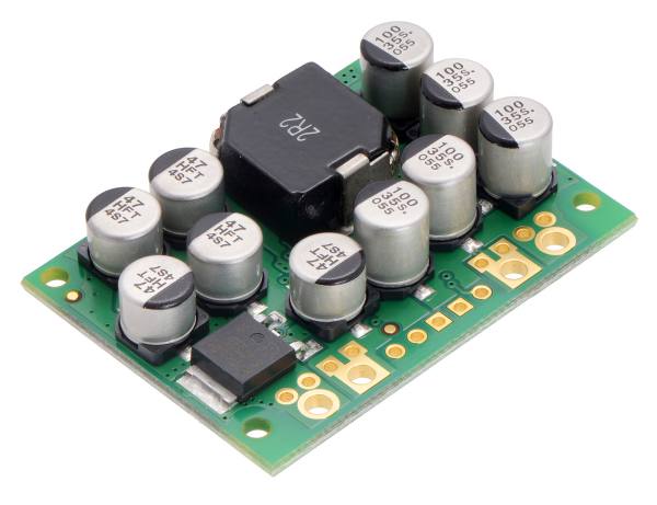 Regulator Step-Down 6V, 15A D24V150F6