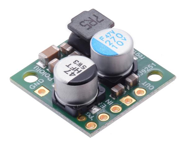 Regulator 6V, 2.5A Step-Down D24V22F6