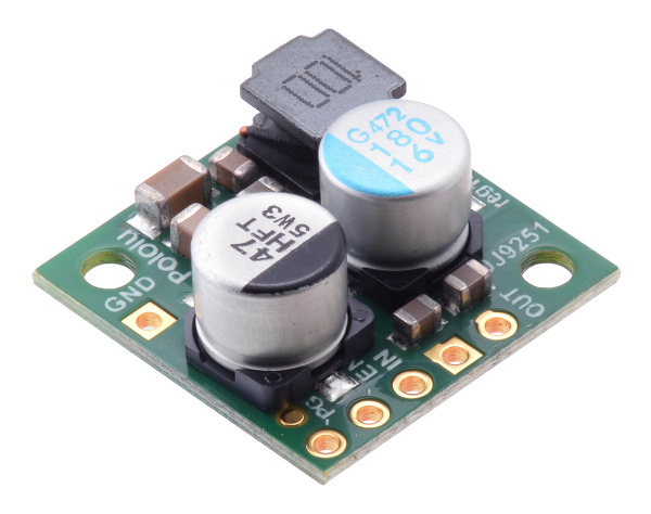 Regulator 9V, 2.3A Step-Down D24V22F9