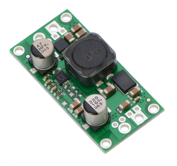 Regulator 9V Step-Up Step-Down S18V20F9