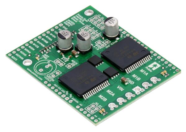 Driver motor dual VNH5019 Shield Arduino
