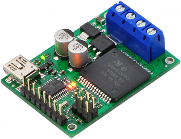 Pololu Jrk 12V12A USB Motor Controller
